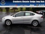 2013 Bright Silver Metallic Dodge Dart Limited #84404000