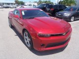 2014 Crystal Red Tintcoat Chevrolet Camaro LT/RS Coupe #84404511