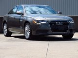 2014 Dakota Gray Metallic Audi A6 3.0T quattro Sedan #84404420