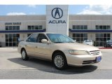2002 Naples Gold Metallic Honda Accord LX Sedan #84403893