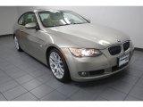 2009 Platinum Bronze Metallic BMW 3 Series 328i Coupe #84404244