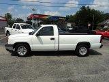 2006 Summit White Chevrolet Silverado 1500 Work Truck Regular Cab #84404320