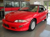 1998 Flame Red Chevrolet Cavalier Z24 Convertible #84404319
