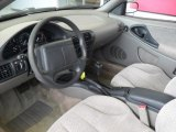 1998 Chevrolet Cavalier Z24 Convertible Graphite Interior