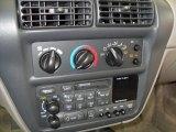 1998 Chevrolet Cavalier Z24 Convertible Controls