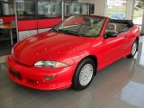 1998 Chevrolet Cavalier Z24 Convertible Data, Info and Specs