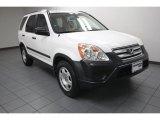 2006 Taffeta White Honda CR-V LX #84404236
