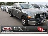 2011 Mineral Gray Metallic Dodge Ram 1500 ST Quad Cab 4x4 #84403874