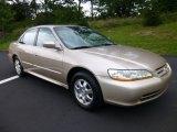 2002 Naples Gold Metallic Honda Accord EX Sedan #84404461