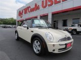 2007 Pepper White Mini Cooper Convertible #84403952