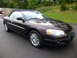 2004 Chrysler Sebring Deep Lava Red Metallic