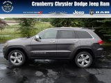 2014 Granite Crystal Metallic Jeep Grand Cherokee Limited 4x4 #84404014