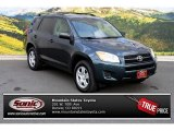 2010 Black Forest Pearl Toyota RAV4 I4 4WD #84403862
