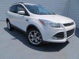 2014 White Platinum Ford Escape SE 1.6L EcoBoost #84404123