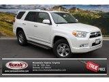 2013 Blizzard White Pearl Toyota 4Runner SR5 4x4 #84403846