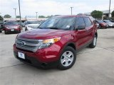 2014 Ruby Red Ford Explorer FWD #84403935