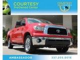 2008 Radiant Red Toyota Tundra SR5 CrewMax #84404289