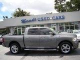 2010 Mineral Gray Metallic Dodge Ram 1500 Sport Crew Cab 4x4 #84404210
