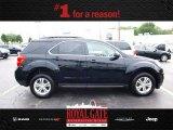 2010 Black Granite Metallic Chevrolet Equinox LT #84449771