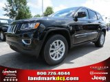 2014 Brilliant Black Crystal Pearl Jeep Grand Cherokee Laredo #84449920