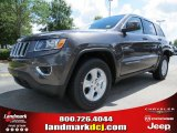 2014 Granite Crystal Metallic Jeep Grand Cherokee Laredo #84449917