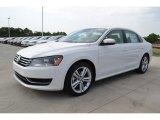 2014 Volkswagen Passat Candy White