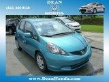 2013 Blue Raspberry Metallic Honda Fit  #84450067