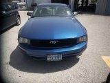 2006 Vista Blue Metallic Ford Mustang V6 Deluxe Coupe #84449857