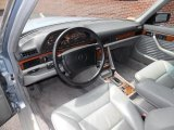 1991 Mercedes-Benz S Class Interiors