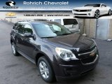 2013 Tungsten Metallic Chevrolet Equinox LT AWD #84450100