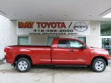 2013 Barcelona Red Metallic Toyota Tundra Double Cab 4x4 #84449792