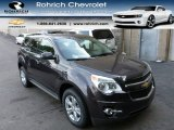 2013 Tungsten Metallic Chevrolet Equinox LT AWD #84450099