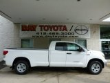 2013 Super White Toyota Tundra Double Cab 4x4 #84449791