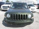2007 Jeep Green Metallic Jeep Patriot Sport #84449876