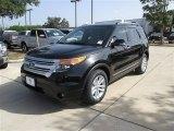 2014 Tuxedo Black Ford Explorer XLT #84449828