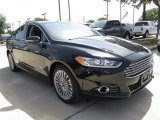 2014 Ford Fusion Hybrid Titanium Data, Info and Specs