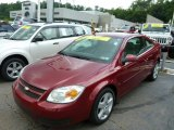 2007 Sport Red Tint Coat Chevrolet Cobalt LT Coupe #84449989