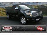 2013 Black Toyota Tundra Limited Double Cab 4x4 #84449733