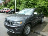 2014 Maximum Steel Metallic Jeep Grand Cherokee Limited 4x4 #84449982