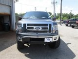 2011 Sterling Grey Metallic Ford F150 Lariat SuperCrew 4x4 #84473028