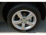 Mitsubishi Outlander 2009 Wheels and Tires