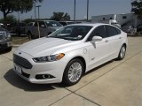 2013 Ford Fusion Energi Titanium Data, Info and Specs
