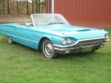 Ford Thunderbird 1964 Data, Info and Specs