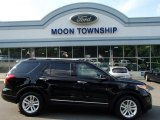 2011 Ebony Black Ford Explorer XLT #84478011