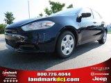 2013 True Blue Pearl Coat Dodge Dart SE #84477945
