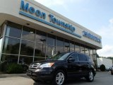 2011 Crystal Black Pearl Honda CR-V EX 4WD #84478008