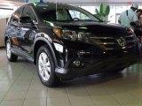 2013 Crystal Black Pearl Honda CR-V EX-L #84477815