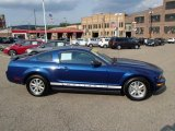 2006 Vista Blue Metallic Ford Mustang V6 Premium Coupe #84477937