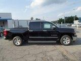 2014 Black Chevrolet Silverado 1500 LTZ Z71 Crew Cab 4x4 #84477935