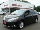 2011 Black Toyota Sienna Limited AWD #84478196